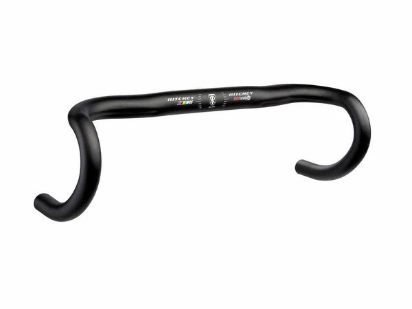Guidão WCS Evo Curve – BB Black