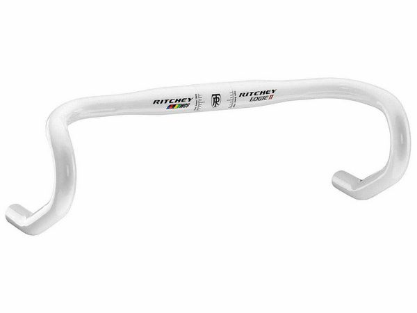 Guidão WCS Evo Curve Drop W-White