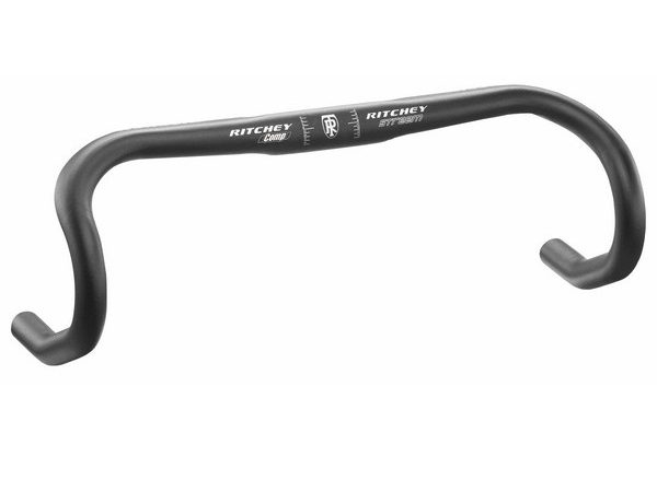 Guidão Comp Streem II BB Black